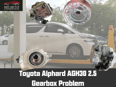 Toyota Alphard AGH30 Gearbox Problem.png