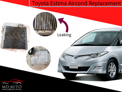 Toyota Estima Aircond system replacement.png