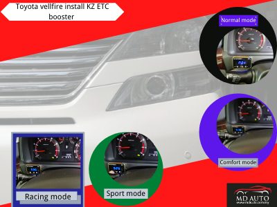 Toyota vellfire install KZ booster.png